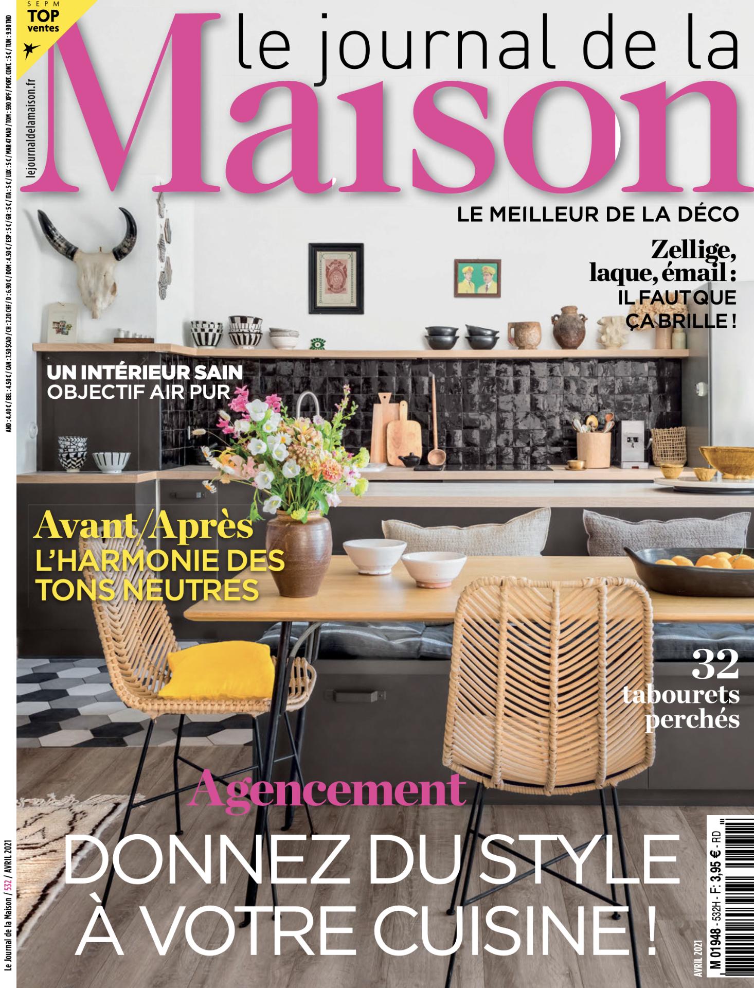 LE JOURNAL DE LA MAISON 1