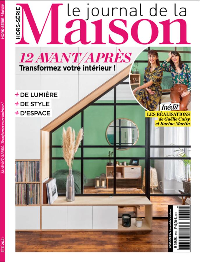 LE JOURNAL DE LA MAISON HORS-SÉRIE AVANT:APRÈS 1